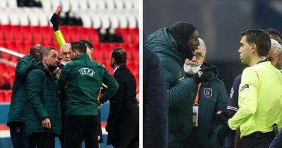 Sebastian Coltescu, le quatrième arbitre accusé de racisme lors de PSG-Basksehir a arbitré un match 46 jours après