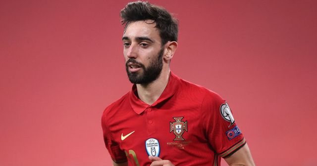5 shots on target, 100% dribbling accuracy: Bruno shines in Portugal's win over Azerbaijan