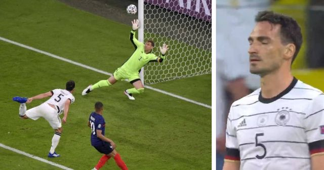 Hummels' Eigentor wird leider entscheidend: Deutschland unterliegt Frankreich mit 0:1