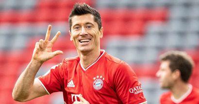 Je älter, desto besser: Lewandowski braucht deutlich weniger Zeit für ein Tor als vor seinem 30. Geburtstag!