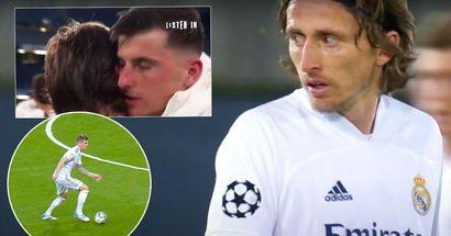 'Mucha más clase que Kroos': Luka Modric y su detalle con Mount tras caer ante el Chelsea en Champions