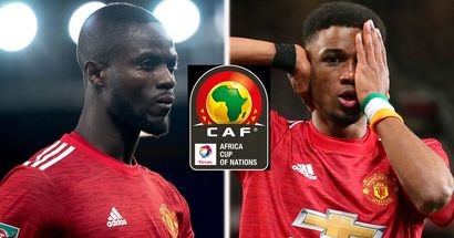 Explained: How many games Bailly and Amad will miss for United due to AFCON 2022