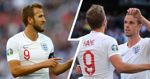 'One of the best I've ever played with': Harry Kane showers praise on Jordan Henderson