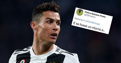 Pietro Balzano, une source de niveau 2, fait allusion aux retrouvailles de Cristiano avec le Real Madrid