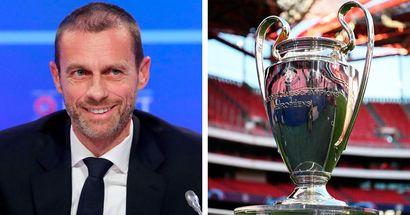 La UEFA está muy cerca de eliminar la regla del valor doble de los goles a domicilio para la próxima Champions