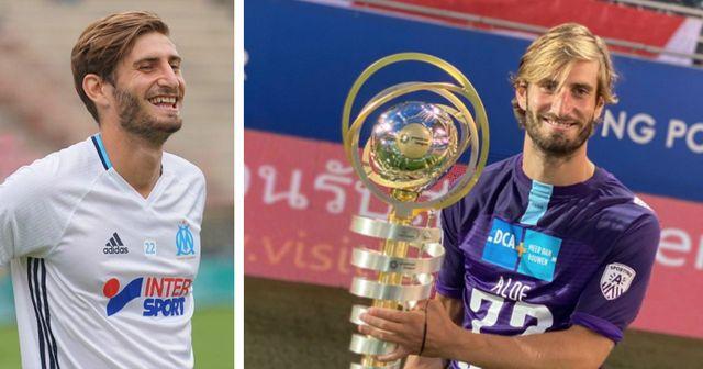 L'ex joueur de l'OM, Baptiste Aloé, remporte le titre de Seconde division belge