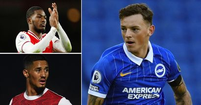 How Ben White transfer could affect Saliba, Niles & 3 other Arsenal players