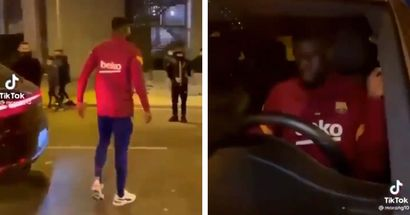 'Go to Barca B': Umtiti becomes latest victim of abuse from tiktokers