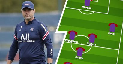 Team news for Club Brugge vs PSG, probable line-ups