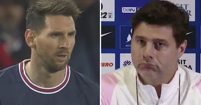 Pochettino explique sa décision de faire sortir Messi – cette fois plus en détails