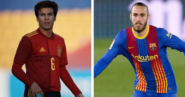 OFICIAL: Riqui Puig no estará en la Euro sub21; Mingueza sí