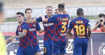 4 anciennes stars du Barça B réclameraient 40 000 € de bonus non payés pour avoir atteint les éliminatoires promotionnelles