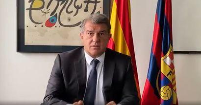"""""""Nous savons ce qui doit être fait et nous le résoudrons"""": le message de Laporta aux fans"""