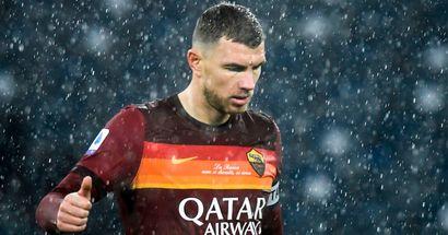 Dzeko piace all'estero: per l'attaccante della Roma si fa avanti anche un club turco