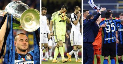 """""""Vinci in Europa! Non finire come la Juve che non ha mai fatto il Triplete"""", Sneijder carica l'Inter"""