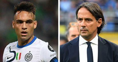 Inzaghi e Lautaro faranno una lunga chiacchierata prima del match con la Lazio: la strategia del tecnico dell'Inter
