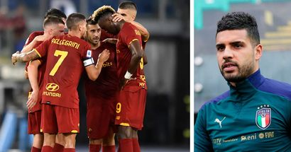 """""""La Roma deve puntare allo Scudetto!"""": Emerson Palmieri esalta i Giallorossi, e svela in cosa eccelle Mourinho"""