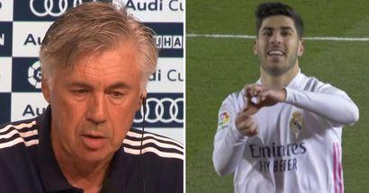 """Asensio n'est plus """"intouchable"""", l'entourage du joueur mécontent d'Ancelotti (fiabilité : 5 étoiles)"""