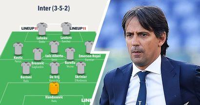La squadra da sogno che l'Inter potrebbe schierare nella stagione 21/22 con i giocatori voluti da Inzaghi