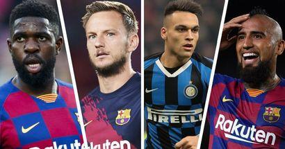 ✈️ DONNERSTAGSTRANSFER: Welche Spieler sollen in den Lautaro-Deal einbezogen werden?