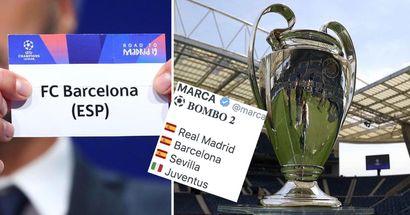 Actualizados los bombos de Champions tras la victoria del Chelsea – podrían tocarnos en fase de grupos