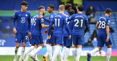 OFFICIAL: Chelsea XI vs Man United revealed