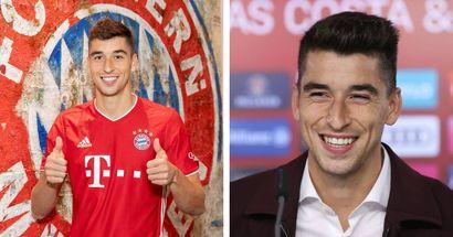 """Marc Roca will beim FC Bayern Durchbruch schaffen: """"Jetzt aufzugeben, würde mir nicht gerecht"""""""