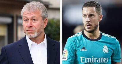 El Chelsea en conversaciones con el Real Madrid sobre la posibilidad de traer de vuelta a Hazard (fiabilidad: 3 estrellas)