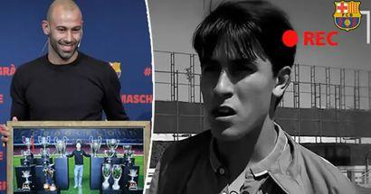 ¿Qué esperar de García? Eric nombra a 3 leyendas del Barça como sus modelos a seguir