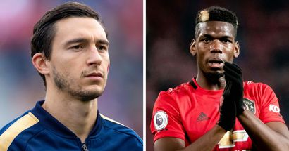 'There has been a lot of unjustified criticism towards Pogba': Matteo Darmian defends his ex-Old Trafford teammate