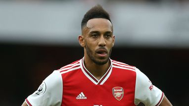 One stat which underlines Auba's massive dip in form this season