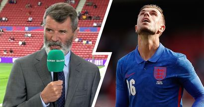 'Does he do card tricks? Does he have a sing-song?': Roy Keane blasts decision to take Henderson to Euros