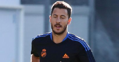 Hazard said to recover completely, set to be available for Liga opener