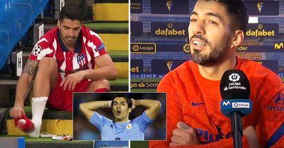 """""""Mi ha dato del filo da torcere"""": Luis Suarez indica il miglior difensore che ha affrontato in carriera"""