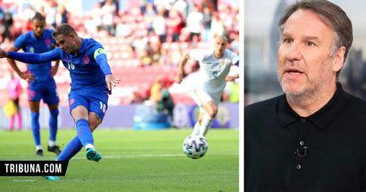 Paul Merson labels Jordan Henderson 'selfish' for England penalty decision