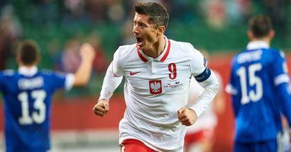 Lewandowski überholt Ibrahimovic in der Liste der besten europäischen Nationalelf-Torschützen