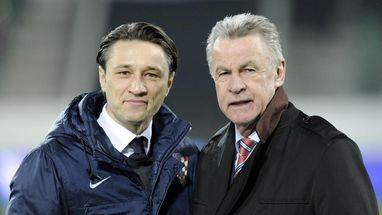 Ottmar Hitzfeld lobt Niko Kovac für seine Arbeit beim FC Bayern
