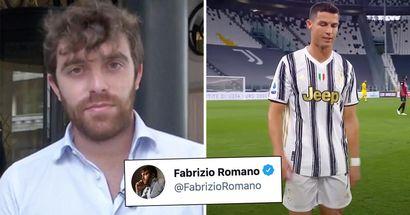 """Fabrizio Romano twittert Jorge Mendes' Zitat über Cristianos zukünftige """"Karrierepläne"""""""