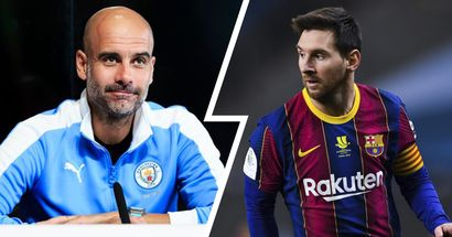 Man City to make Messi offer worth £433m and 2-year deal with New York City in summer (reliability: 3 stars)