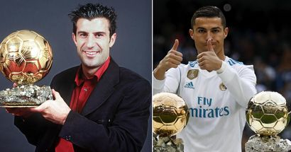 Top 6 countries with the most Ballon d'Or wins revealed — Ronaldo and Figo puts Portugal in top spot