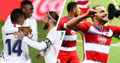 Real Madrid vs Granada: line-ups, score predictions, head-to-head record & more — preview