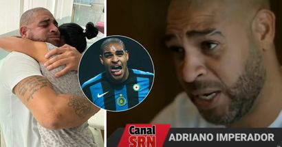 'Only I know how much I suffered'. What really happened to Brazil icon Adriano