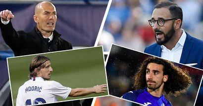 ⚽ PREVIA del Getafe vs Real Madrid: últimas noticias, posible XI y más