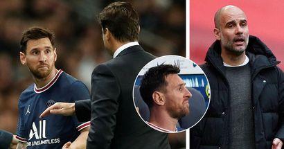 Comment Guardiola a expliqué une fois pourquoi l'entraîneur ne devrait jamais faire sortir Messi