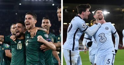 'This group is similar - everyone wants to win': Jorginho makes Italy-Chelsea comparisons