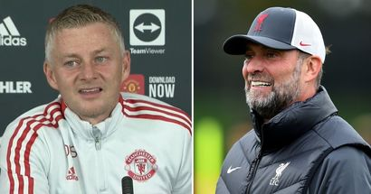'They're one of teams we're chasing': Solskjaer admits Man United not at Liverpool's level yet