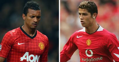 'Numbers don't lie': Nani picks Cristiano Ronaldo as greatest player of all time
