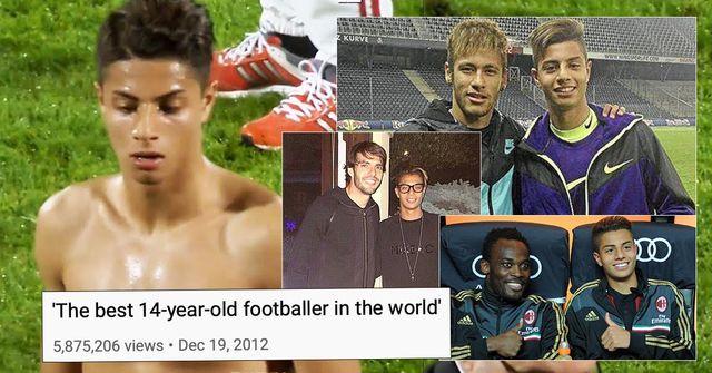 """Il a été nommé """"meilleur joueur de 14 ans au monde"""" - où est-il maintenant?"""