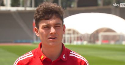 'I wouldn't say I get too nervous anymore': Dan James wants to use Man United experience at Euro 2020