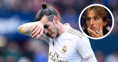 'No ha sido una temporada fácil para él': Modric sobre la situación de Bale en el Madrid